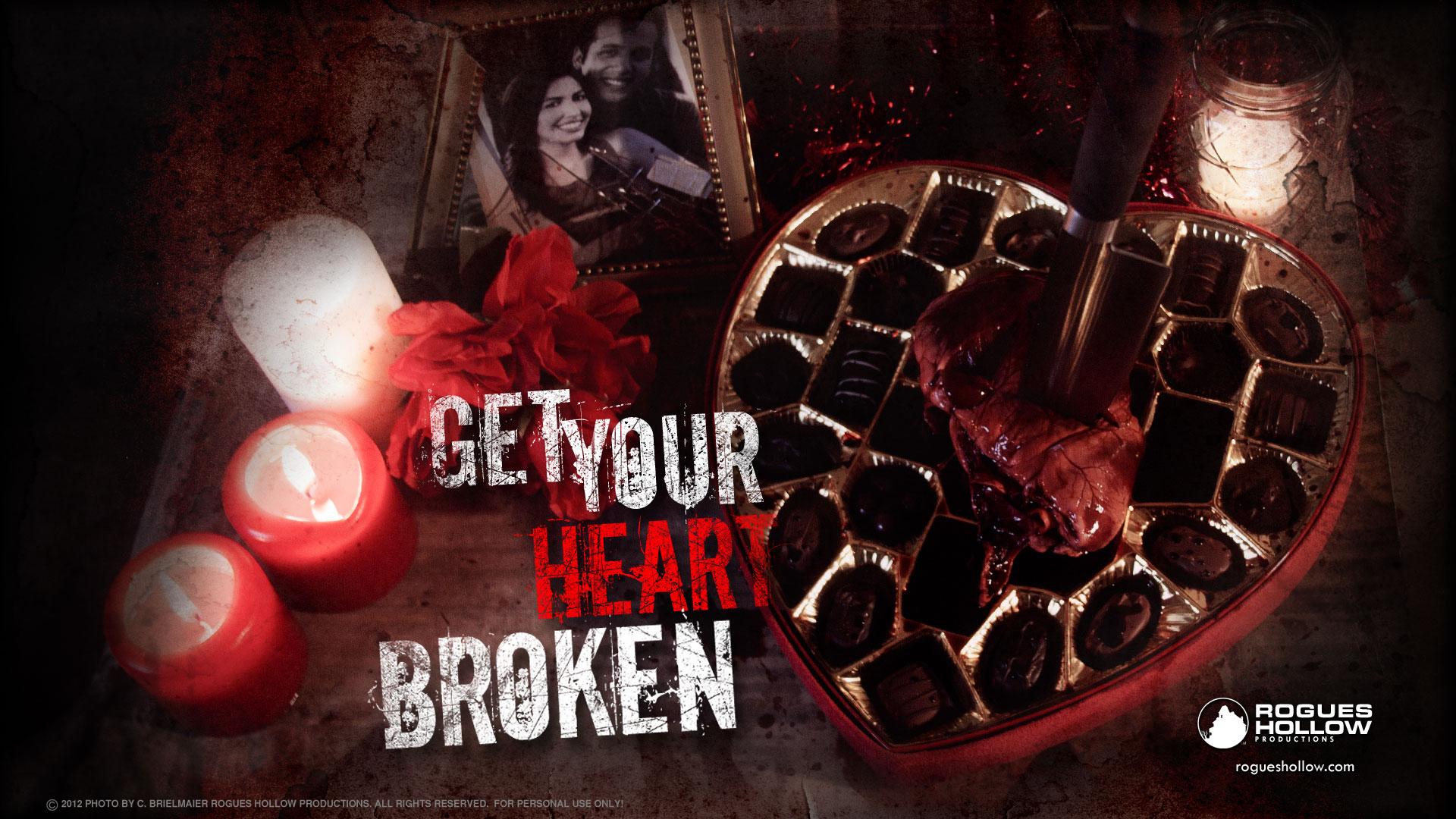 Valentineu0027s Day Horror Movie Short