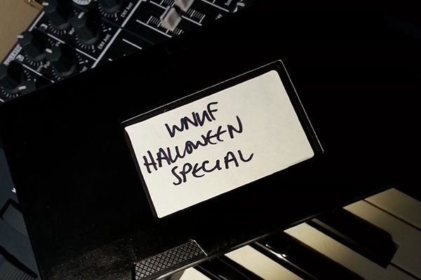 WNUF Halloween Special - VHS Review | Rogues Hollow Productions