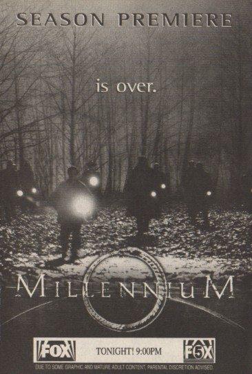 millennium tvad100a