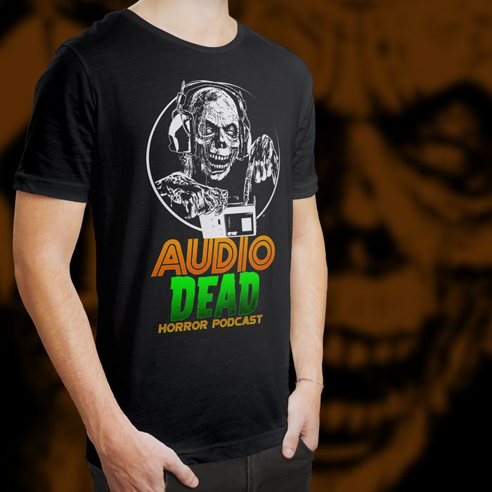 Audio Dead Podcast Shirt
