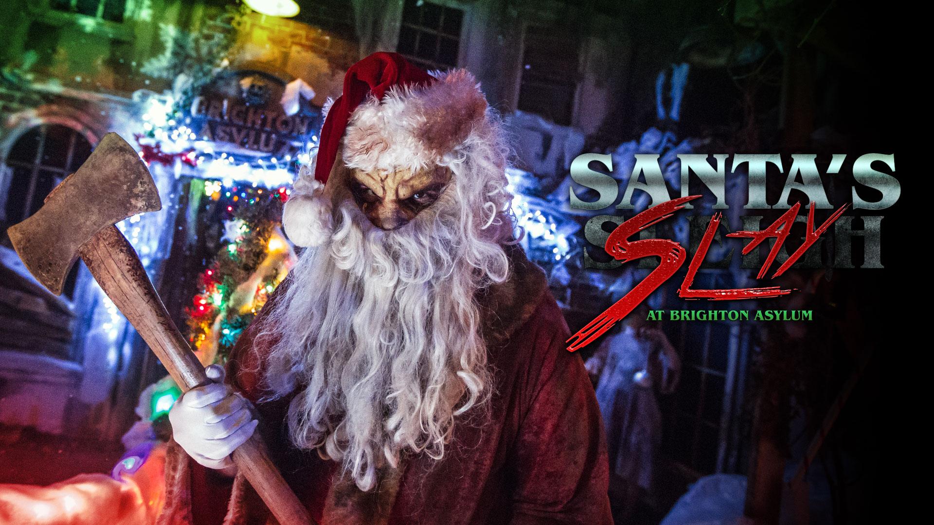 Christmas Horror Trailer