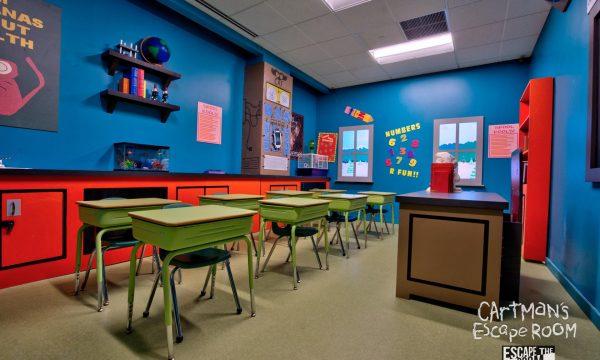 classroom beauty