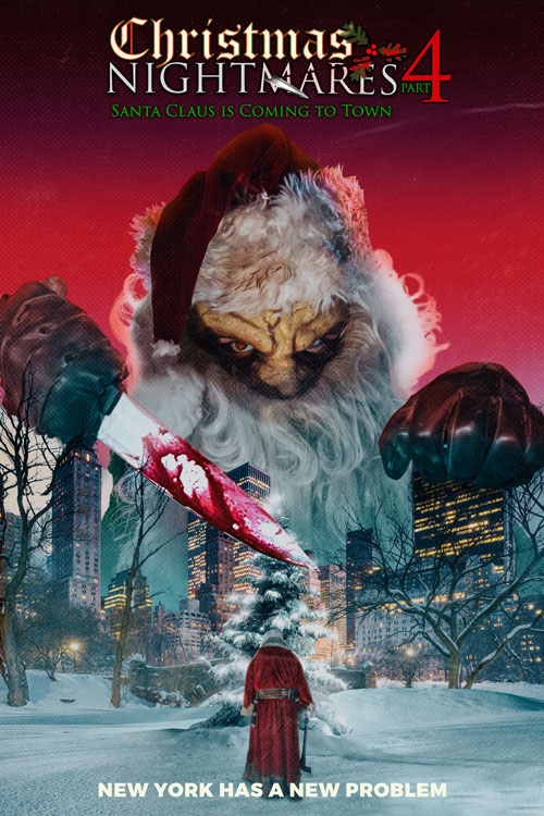 Christmas Horror Movie Poster